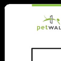 Décor extérieur - Large- Verre acrylique - petWALK